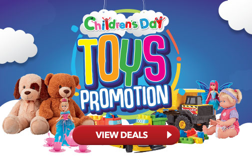 CHILDREN'S DAY TOYS PROMOTION
