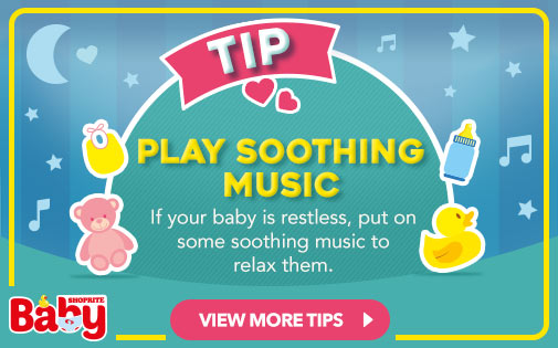 PLAY SOOTHING MUSIC