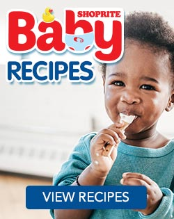 VIEW BABY FOOD RECIPES