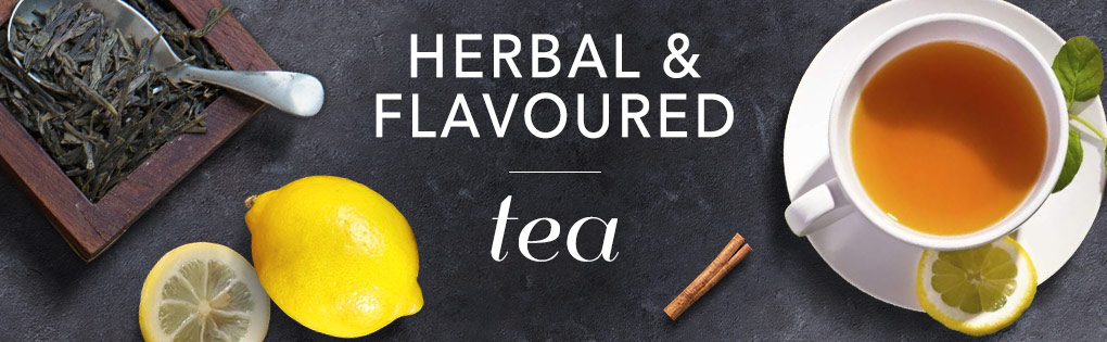 HERBAL AND FLAVOURED TEA